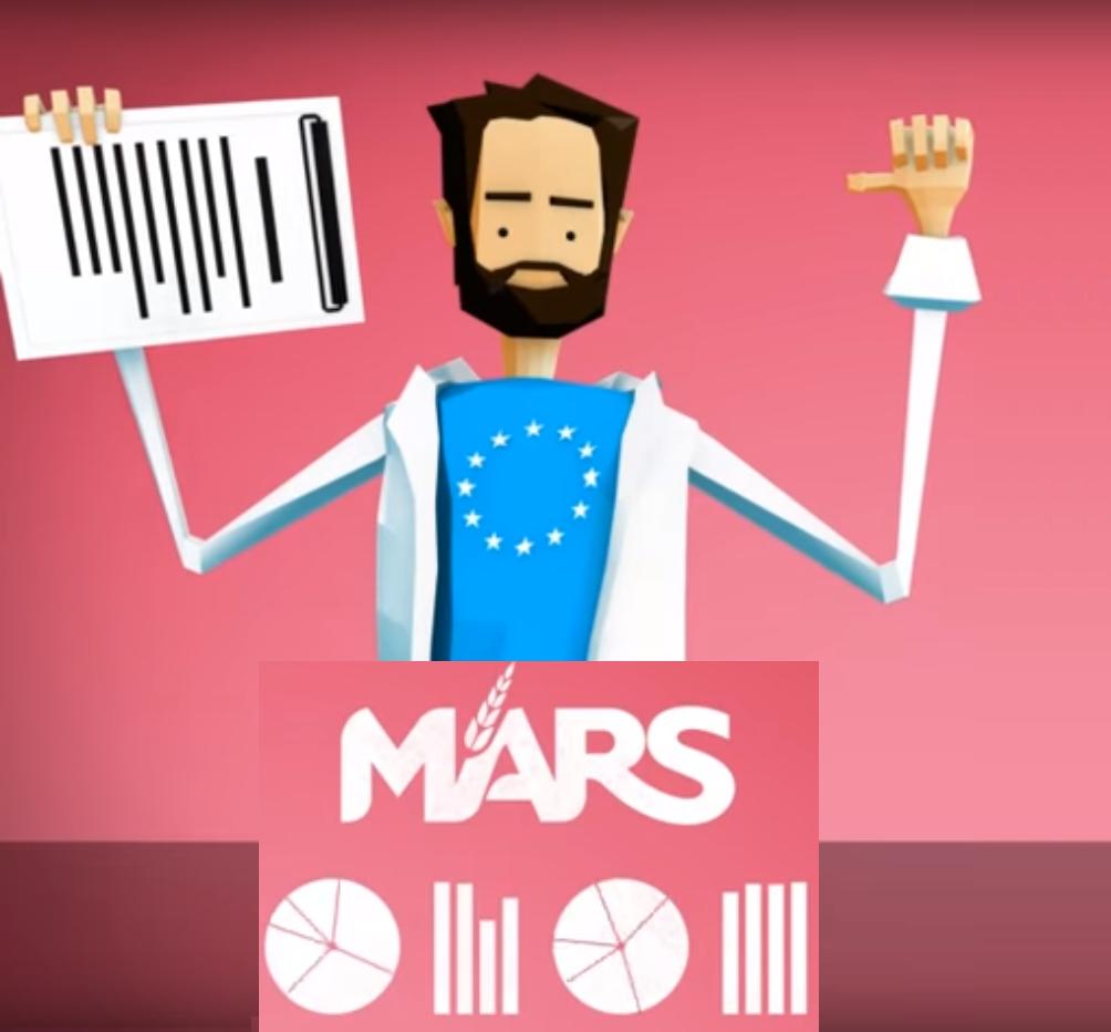 MARS Crop forecasting videos