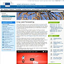 JRC Science Hub - AGRI4CAST Crop yield forecasting