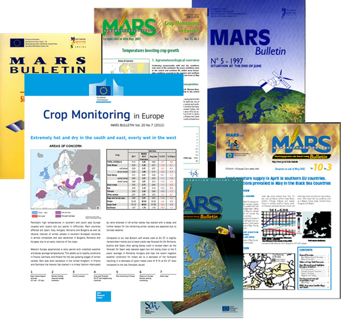 MARS Bulletins Archive